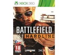 game xbox 360 battlefield hardline