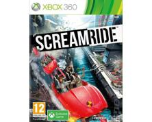 game xbox 360 screamride