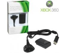 play and charge kit xbox 360