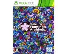 game xbox 360 sakura flamingo archives