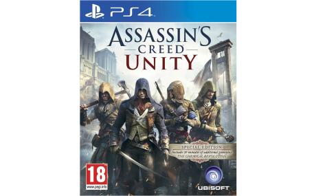 game ps4 assassin creed unity