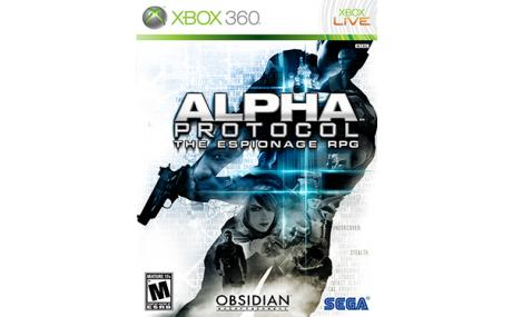 game xbox 360 alpha protocol the espionage rpg