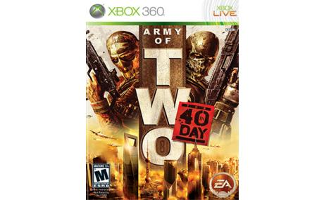 game xbox 360 army of two the 40th day