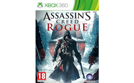 game xbox 360 assassin creed rogue