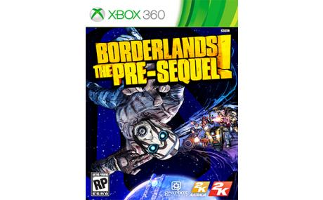 game xbox 360 borderlands the pre squel