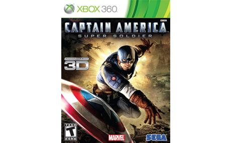 game xbox 360 captain america super soldier