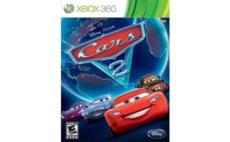 game xbox 360 cars 2
