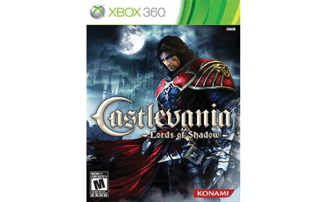 game xbox 360 castlevania lords of shadow