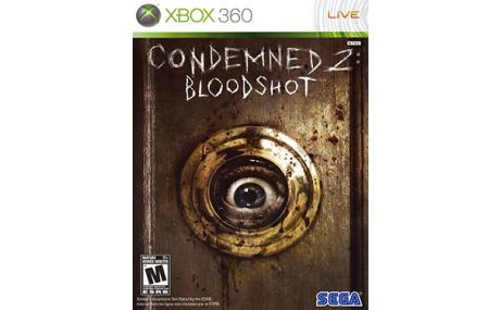 game xbox 360 condemned 2 bloodshot