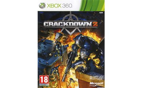 game xbox 360 crackdown 2