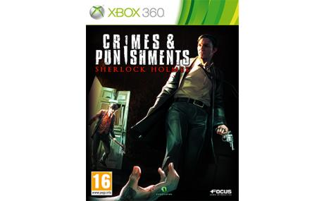 game xbox 360 crimes and punisment sherlock holmes