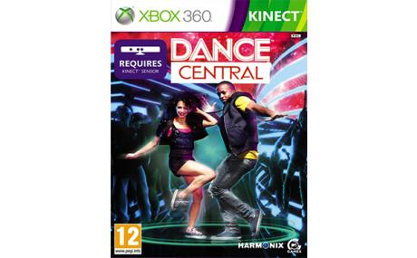 game xbox 360 dance central
