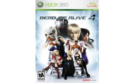 game xbox 360 dead or alive 4