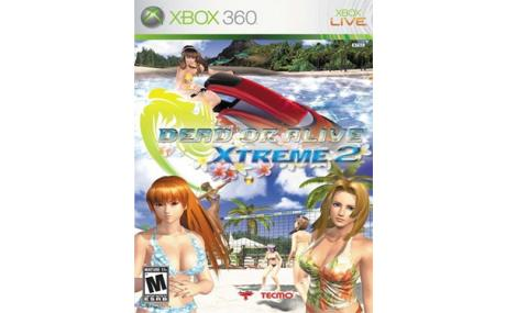game xbox 360 dead or alive extreme 2