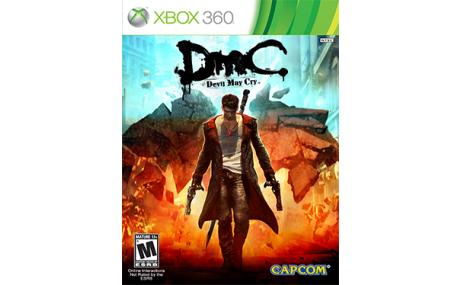 game xbox 360 devil may cry