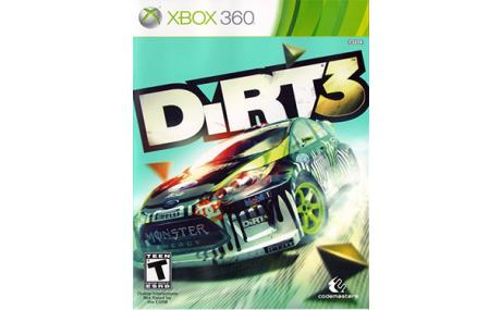game xbox 360 dirt 3