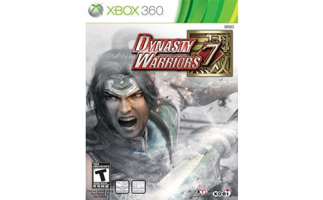 game xbox 360 dynasty warrior 7