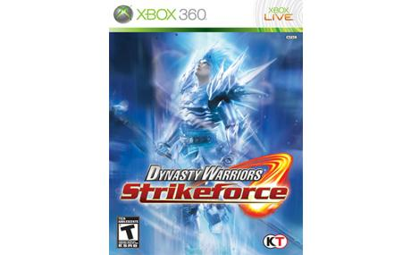 game xbox 360 dynasty warrior strike force