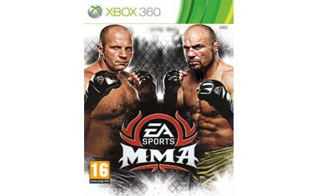 game xbox 360 ea sports mma