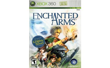 game xbox 360 enchanted arms
