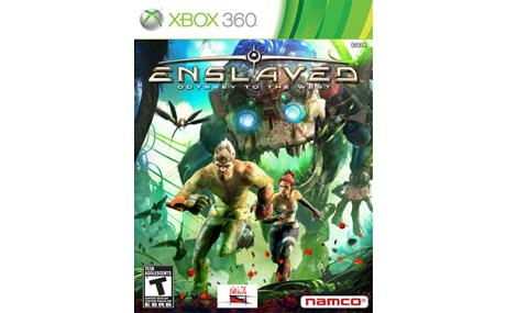 game xbox 360 enslaved odyssey to the west