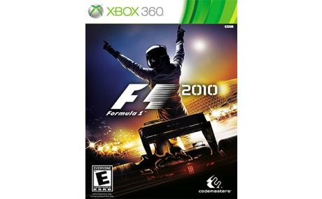 game xbox 360 f1 2010