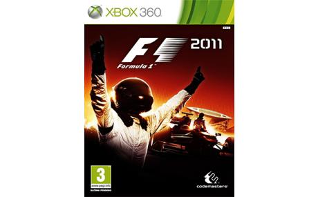 game xbox 360 f1 2011