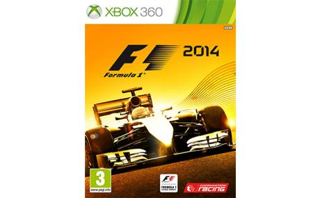 game xbox 360 f1 2014