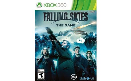 game xbox 360 falling skies the game