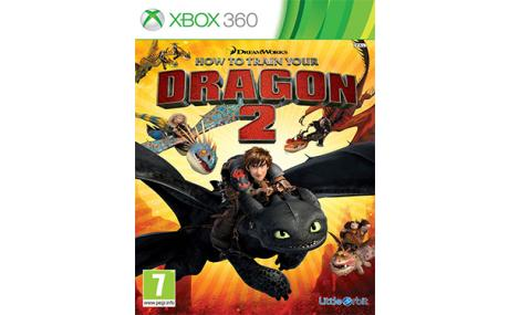 game xbox 360 how to train your dragon 2
