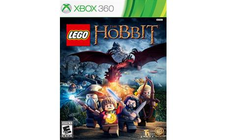 game xbox 360 lego the hobbit