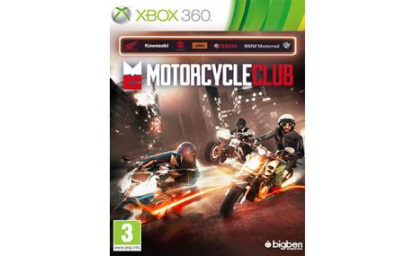 game xbox 360 motorcycle club