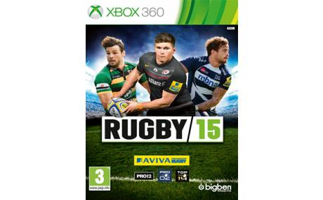 game xbox 360 rugby 15
