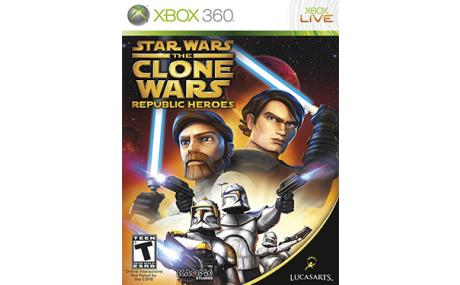 game xbox 360 star wars the clone republic heroes