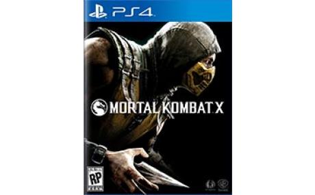 mortal kombat x game ps4
