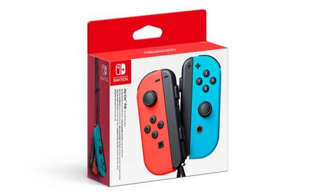 nintendo switch joycon red blue