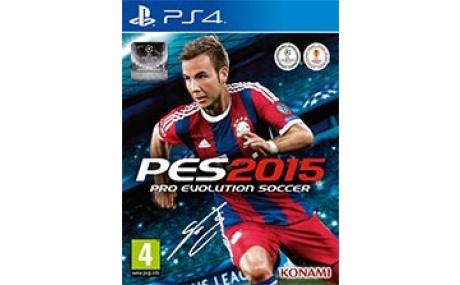 pes 2015 game ps4