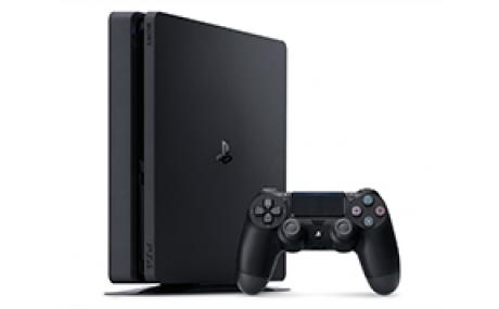 ps4 slim 1tb black