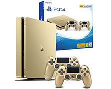 ps4 slim 500gb hen gold
